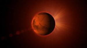 Planète-Mars